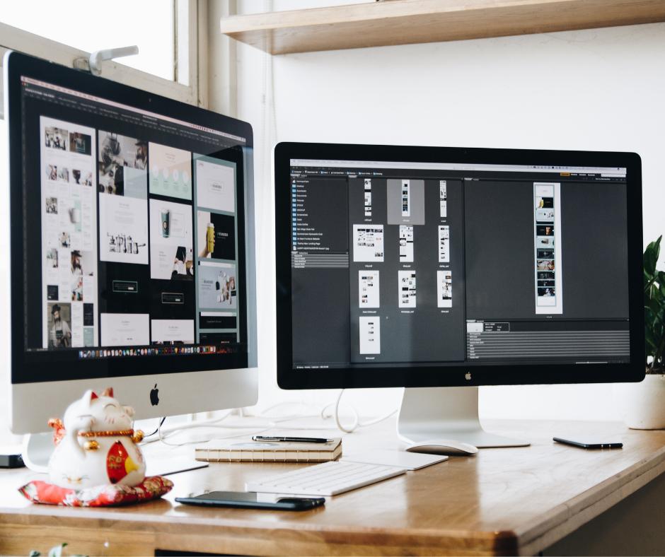 Graphic design planning
