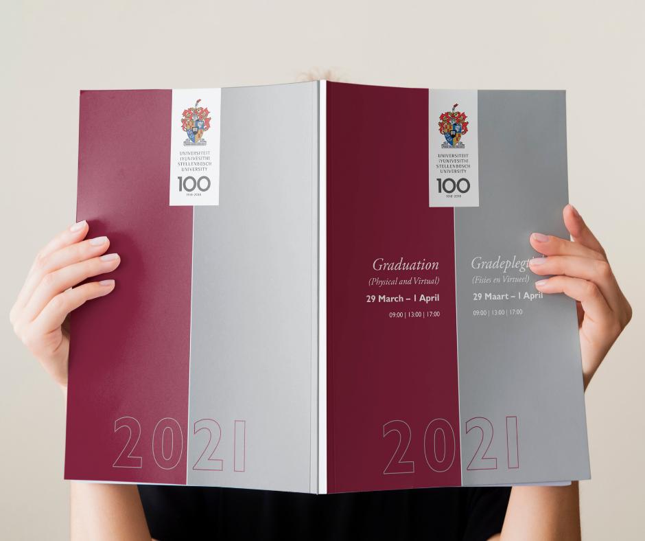 Graduation book design